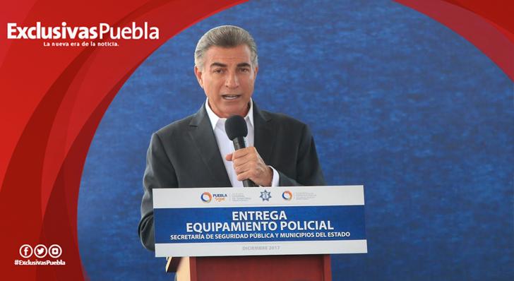 Puebla sigue de pie: Tony Gali