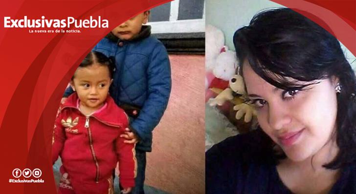 Desaparece madre y sus dos hijos en Zacatlán