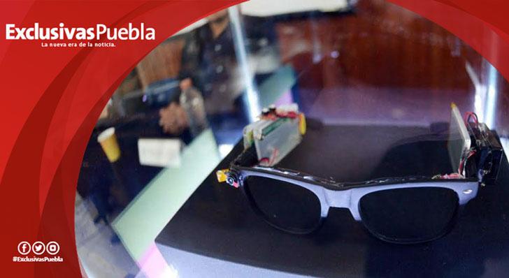 Mexicano desarrolla lentes inteligentes para débiles visuales