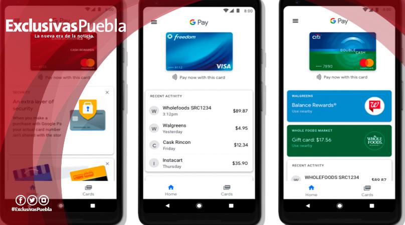 Google Pay, la nueva app para pagar todo desde el celular.