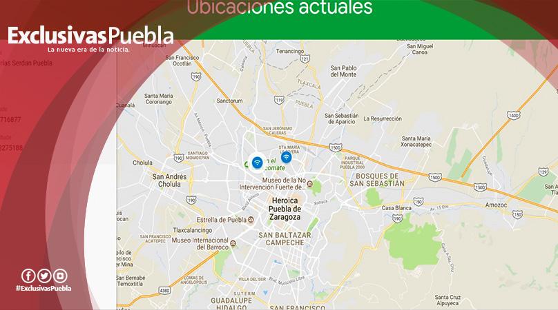 Google habilitará más zonas con wifi gratis en Puebla