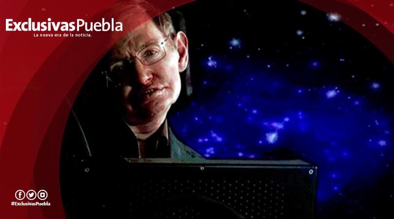 Hawking falleció en el día de Pi. Físicos de la BUAP hablan sobre su legado