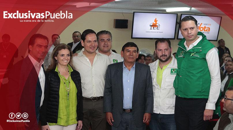 Descarta Chaín ser comparsa del PAN; agradece a Gali y Moreno Valle la oportunidad de haber trabajado juntos