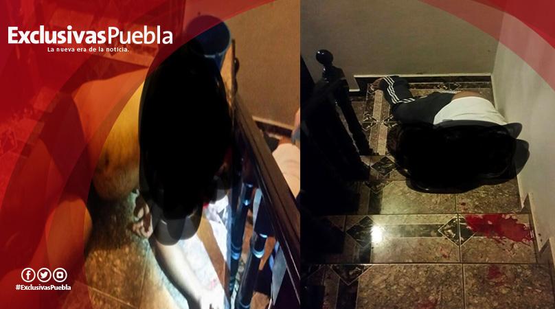 Asesinan a par de hermanos durante un asalto en su casa de Acajete