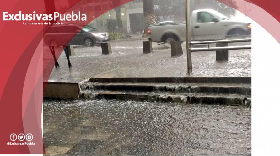 Av. Juárez, más 107 millones directos a inundaciones y lo niegan autoridades