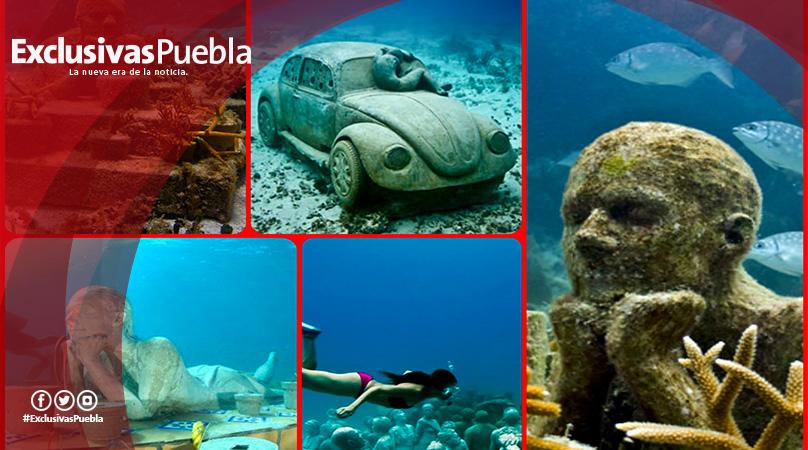 MUSA, Museo Subacuático de Arte en Cancún