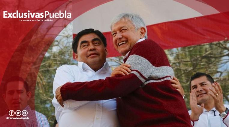 AMLO regresa a Puebla