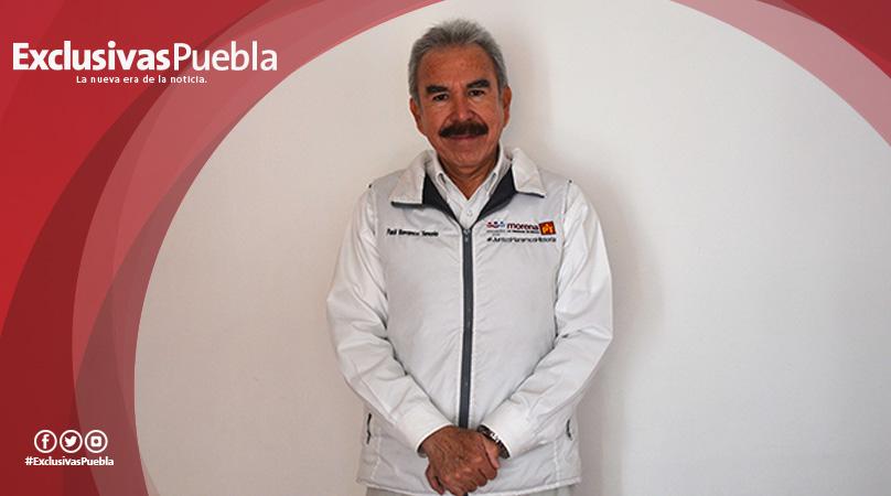 Barranco Tenorio, sensible ante las causas sociales