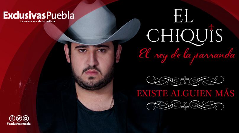 """El Chiquis promueve su nuevo sencillo """"Existe alguien más"""""""