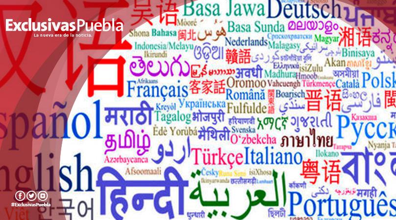 Estos son los 10 idiomas más hablados en el mundo.
