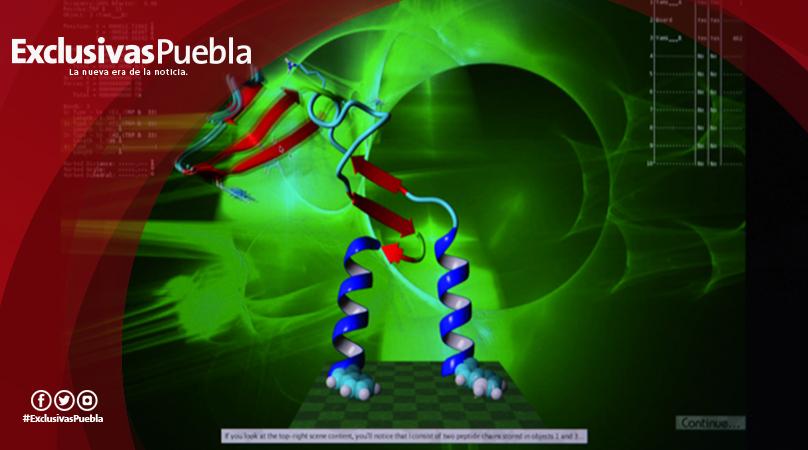Investigador de la BUAP desarrolla nuevos antigripales