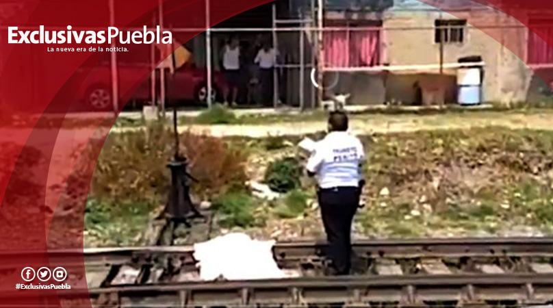 Lo mata el tren, después de haber salido de la cárcel