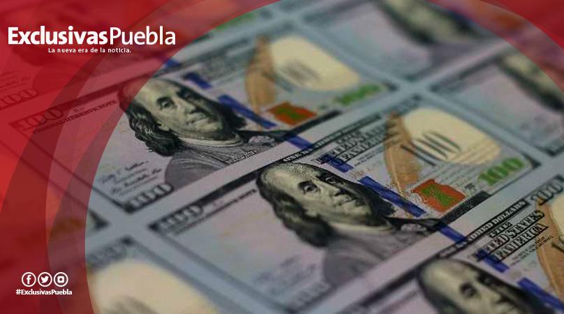 Peso cae ante dólar por presiones globales