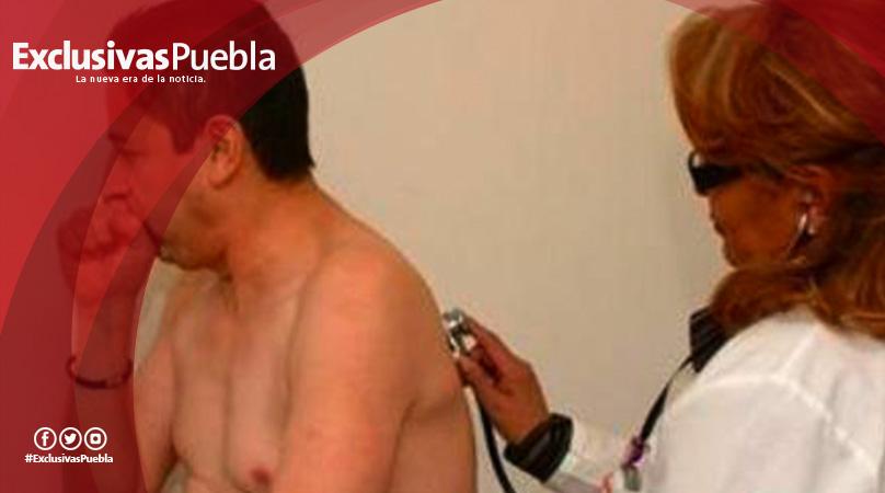 Puebla, N°23 en casos de infecciones respiratorias