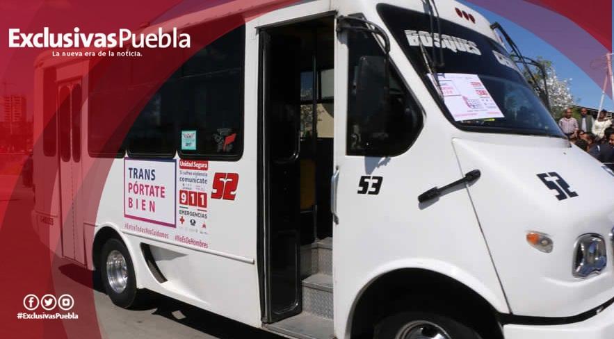 Secretaría de Transporte cancela servicio exclusivo para mujeres