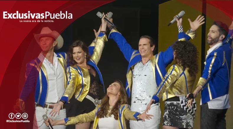 Buenas noches Puebla, Que chula eres: Timbiriche