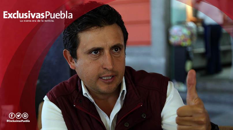 Denuncia JJ a Agua de Puebla ante FEPADE