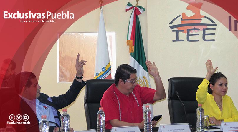 El IEE continúa protegiendo a Martha Érika, asegura Doger Guerrero