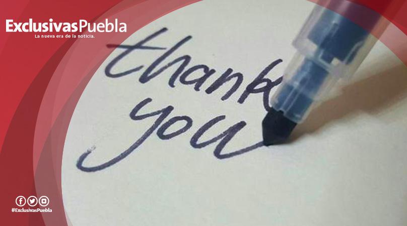 La ciencia confirma que casi nunca demos las gracias.