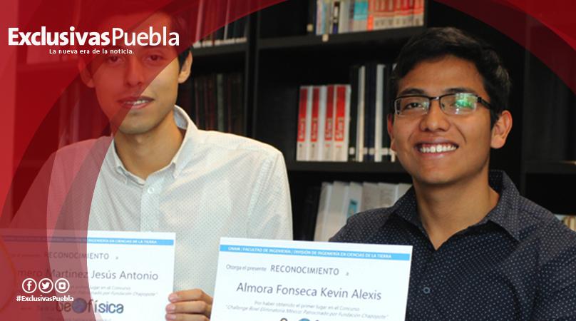 Alumnos de la BUAP representarán a México en concurso internacional de Geofísica