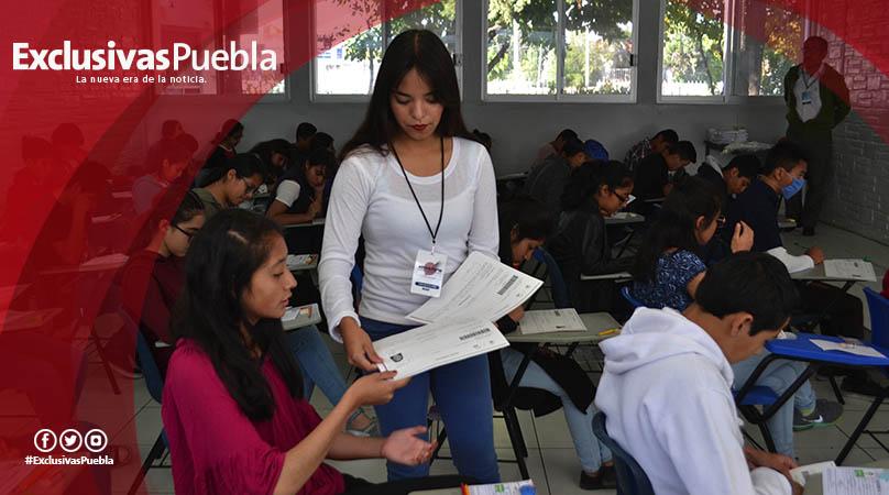 Cerca de 17 mil aspirantes realizaron pruebas de admisión BUAP