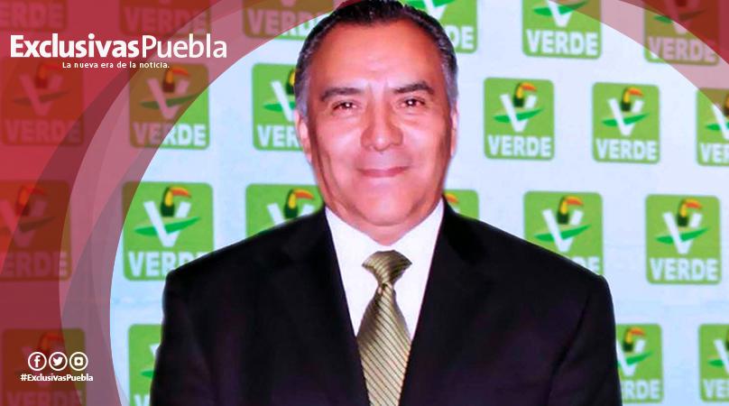 Por financiar campañas, Alejandro Oaxaca denuncia a las autoridades de Cholula