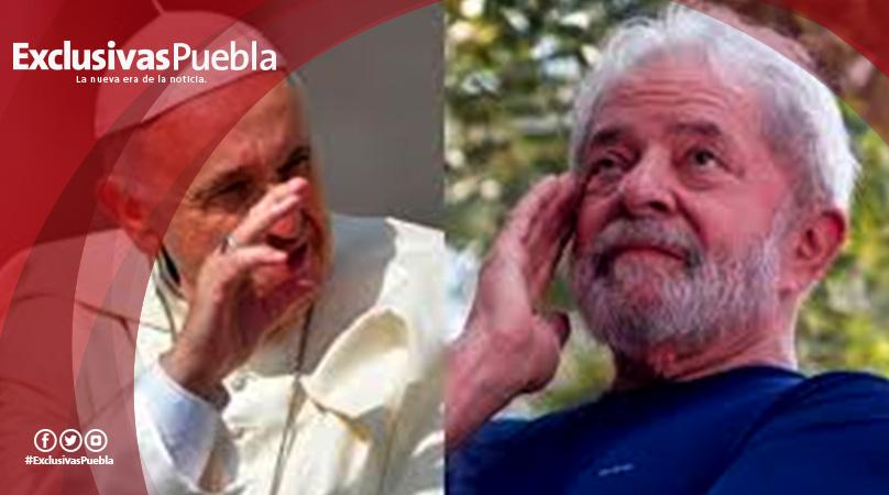 El Vaticano desmintió que el Papa Francisco le haya enviado un rosario a Lula