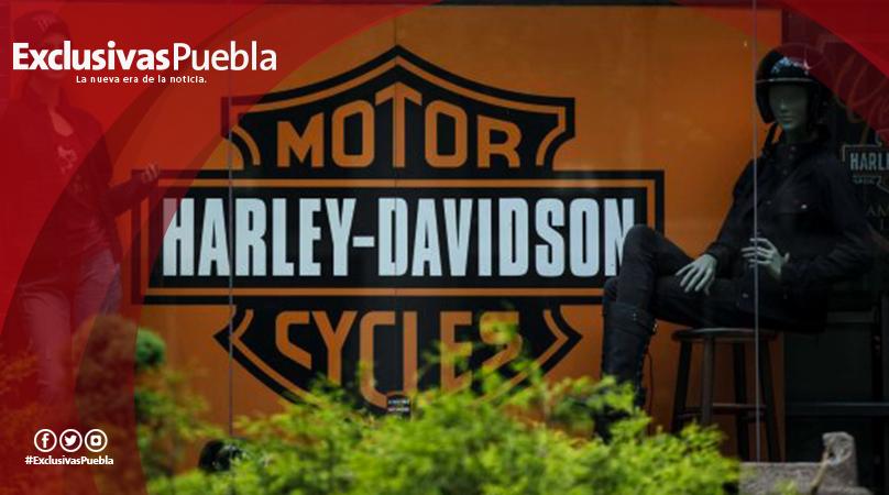 Harley Davidson fabricará sus motos fuera de Estados Unidos