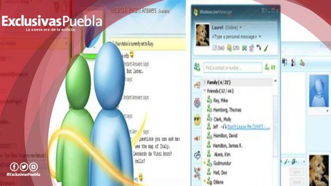 Se nos metió un recuerdo en el ojo: Messenger MSN regresa