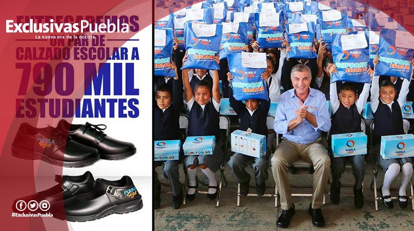 Se avizora nuevo escándalo en la SEP por calzado escolar gratuito