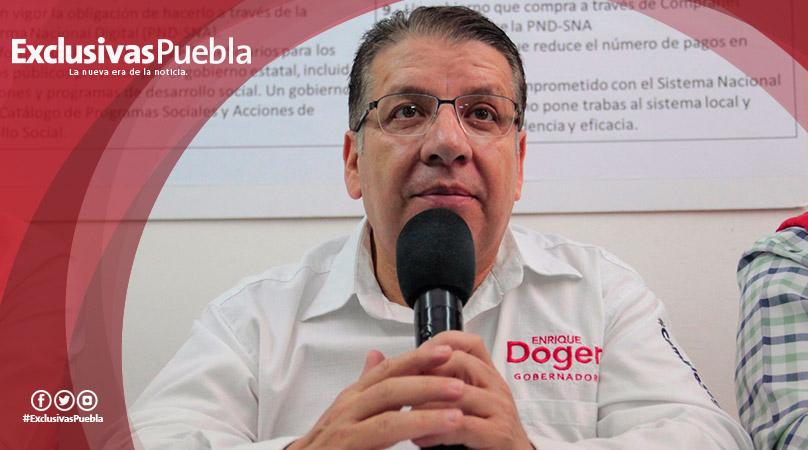 Se suma Doger a la propuesta de Coparmex contra la corrupción