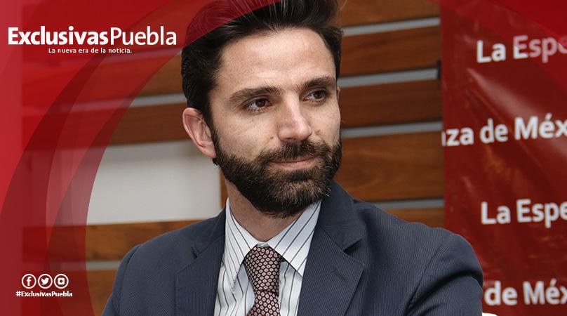 Rodrigo Abdalá, coordinador del gobierno federal en Puebla: AMLO