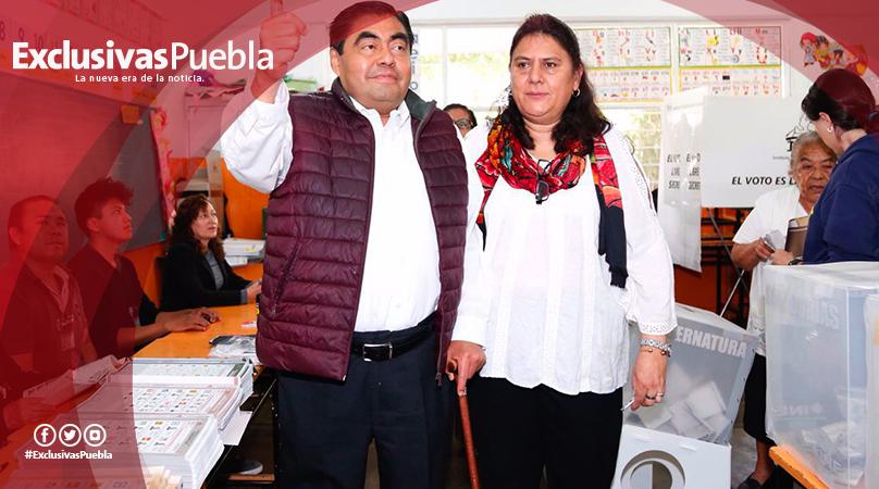 Barbosa muestra su posición en las elecciones.