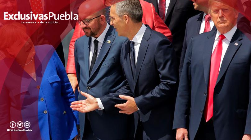 Merkel opina sobre la relación de Alemania con Rusia