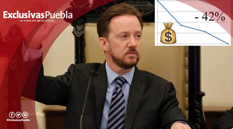 Deuda histórica se redujo en un 42% durante el gobierno de Luis Banck