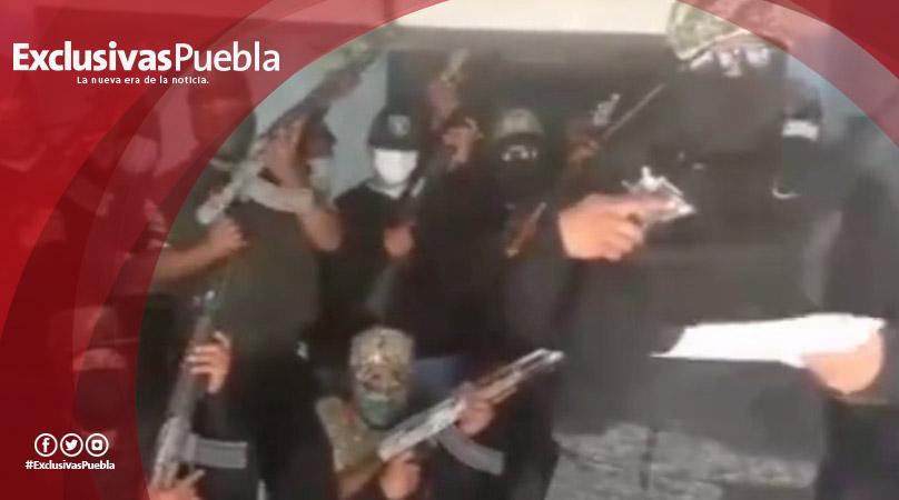 """Supuesto grupo criminal amenaza con realizar una """"limpia"""" en Puebla"""