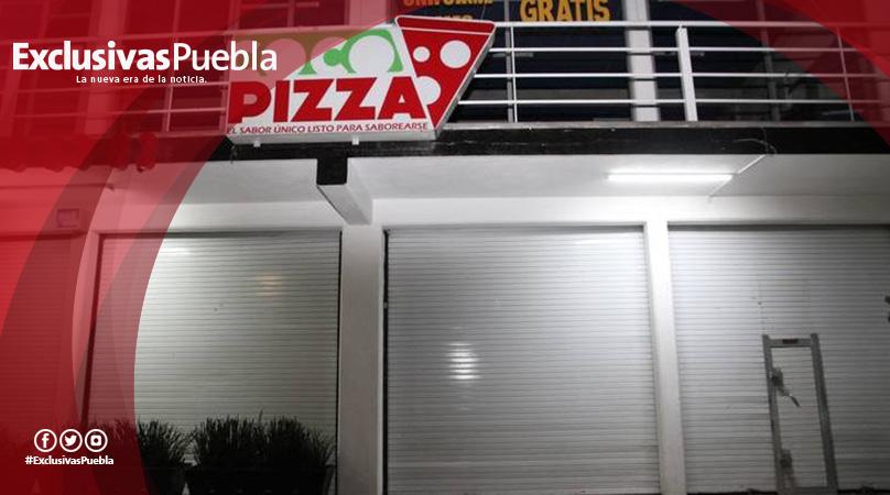 Tras ser baleada en violento asalto, muere empleada de Coco Pizza