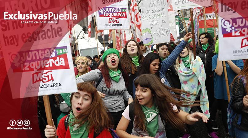 Argentina aguarda la decisión del Senado sobre legalizar o no el aborto