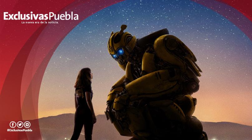 Bumblebee estrena poster para su película