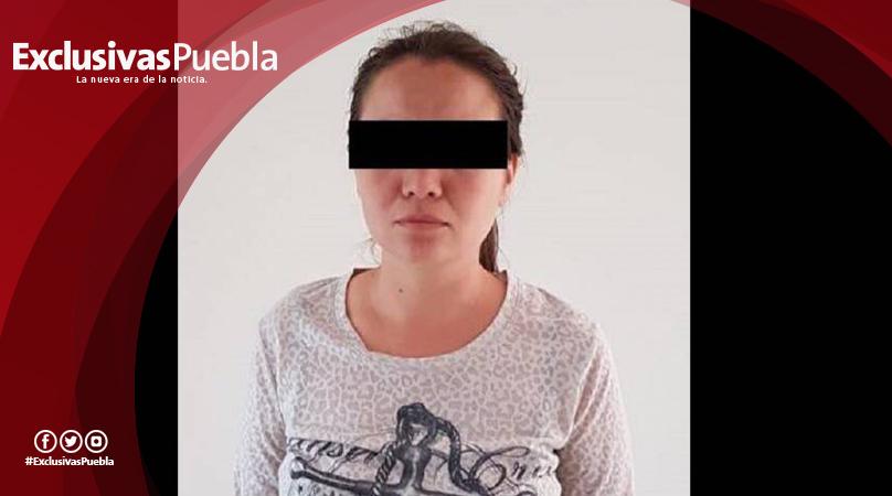 Detienen a la esposa del edil de Venustiano Carranza con 50 mil litros de huachicol, drogas y armas