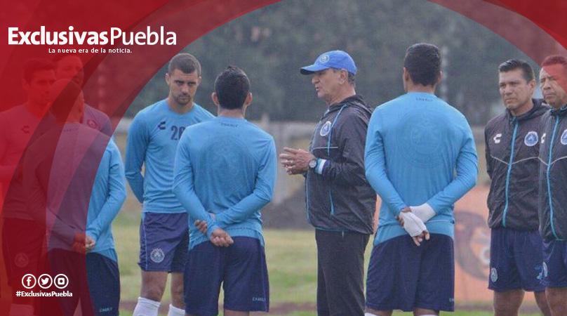 """El """"Ojitos"""" Meza espera un Puebla ofensivo"""