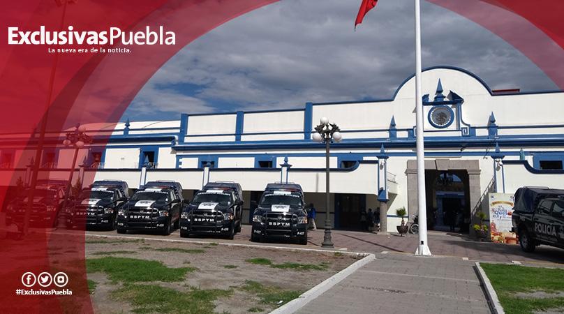 Entregará San Andrés Cholula 15 nuevas patrullas con inversión de 11.5 millones de pesos