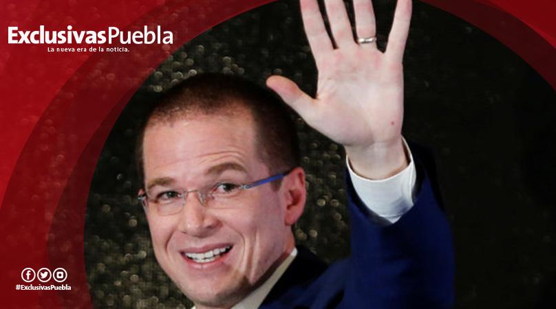 Ricardo Anaya no regresará a la Dirigencia de Acción Nacional